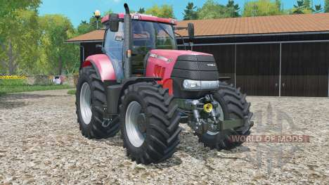 Case IH Puma 230 CVX para Farming Simulator 2015