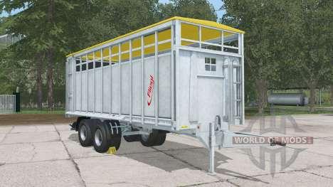 Fliegl TTW para Farming Simulator 2015
