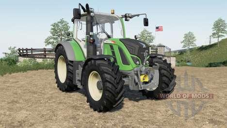 Fendt 500 Vario para Farming Simulator 2017