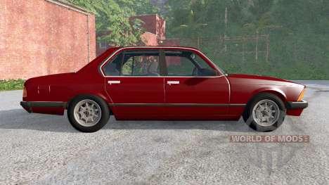 BMW 733i (E23) 1979 para BeamNG Drive