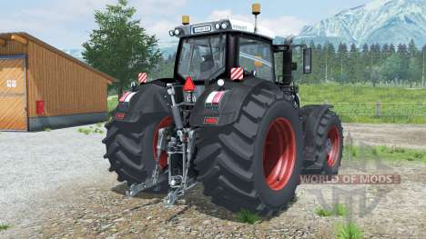 Fendt 939 Vario Black Edition para Farming Simulator 2013