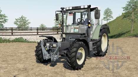 Fendt F 380 GTA Turbo para Farming Simulator 2017