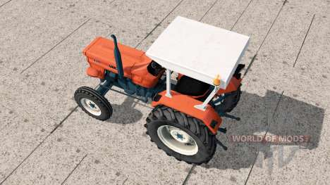 Fiat 400 para Farming Simulator 2017