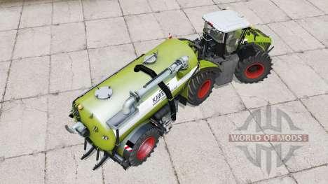 Kaweco Double Twin Shift para Farming Simulator 2015
