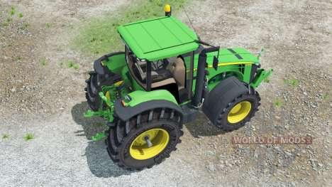 John Deere 8260R para Farming Simulator 2013