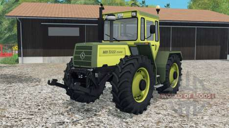 Mercedes-Benz Trac 1500 para Farming Simulator 2015