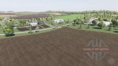 El Pueblo De Berry para Farming Simulator 2017