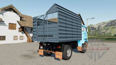 IFA W50 para Farming Simulator 2017