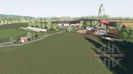 ZD Bela para Farming Simulator 2017