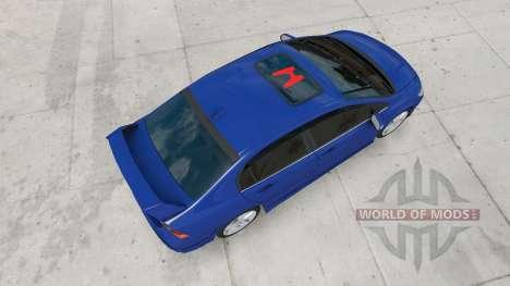 Honda Civic para American Truck Simulator