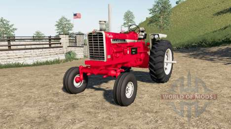 Farmall 1206 Turbo para Farming Simulator 2017