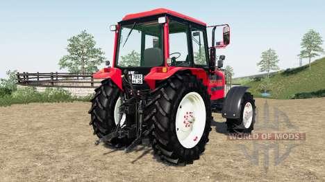 MTZ-Belarús 1221.4 para Farming Simulator 2017