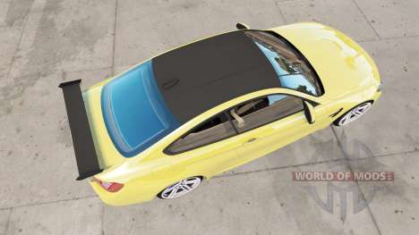 BMW M4 coupe (F82) para American Truck Simulator