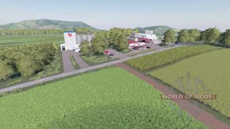Westby. Wisconsin para Farming Simulator 2017