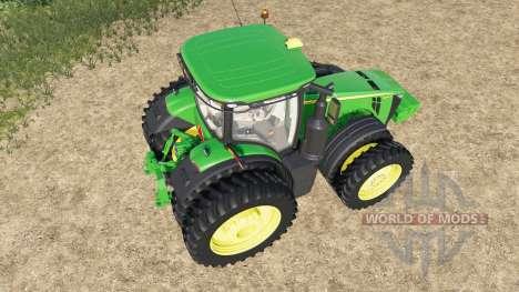 John Deere 8R-series para Farming Simulator 2017