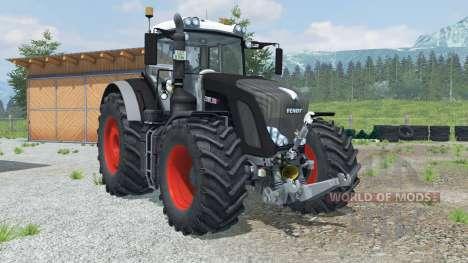 Fendt 939 Vario para Farming Simulator 2013