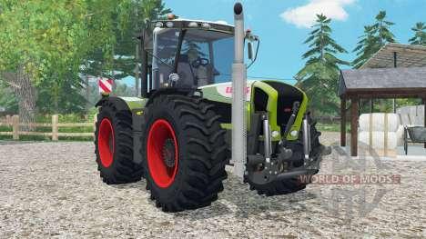 Claas Xerion 3800 Trac VC para Farming Simulator 2015