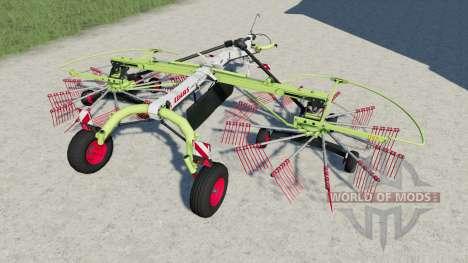 Claas Liner 2700 para Farming Simulator 2017