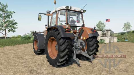 Fendt Favorit 500 C Turboshift para Farming Simulator 2017