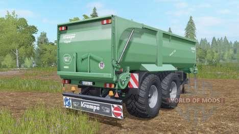 Krampe Bandit 750 para Farming Simulator 2017