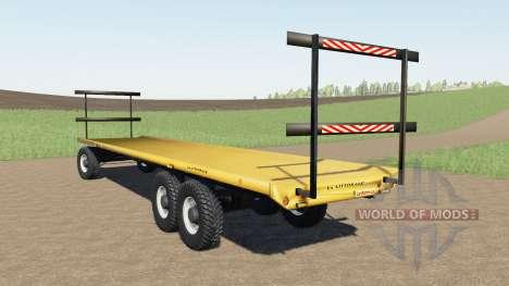 La Littorale PU 18 para Farming Simulator 2017