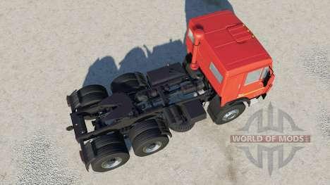 KamAZ-5410 para Farming Simulator 2017