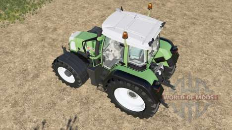 Fendt Favorit 700 Vario para Farming Simulator 2017