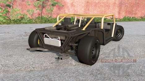 Civetta Bolide Super-Kart para BeamNG Drive