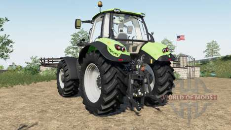 Deutz-Fahr Serie 7 TTV Agrotron para Farming Simulator 2017