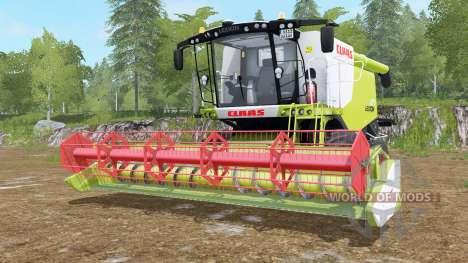 Claas Lexion 670 para Farming Simulator 2017