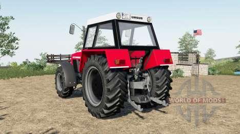 Ursus 1224 para Farming Simulator 2017