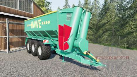 Hawe ULW 5000 para Farming Simulator 2017