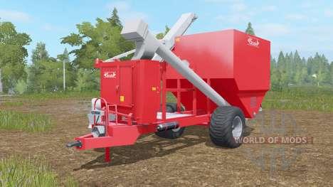 Stade ZW4010 para Farming Simulator 2017