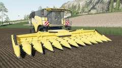 New Holland CR10.90 faster overloading para Farming Simulator 2017