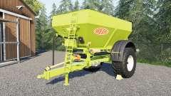 Bredal K105&K165 para Farming Simulator 2017