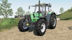 Deutz-Fahr AgroStar 6.61 rusty para Farming Simulator 2017