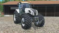 New Holland T8.ろ20 para Farming Simulator 2015