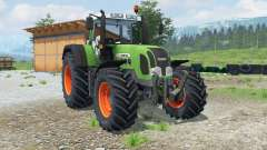 Fendt Favorit 926 Vario manual ignition para Farming Simulator 2013