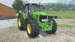 John Deere 7530 Premiuᵯ para Farming Simulator 2013
