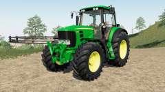 John Deere 7430 Premiꭒm para Farming Simulator 2017