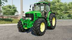 John Deere 7430 Premiuᵯ para Farming Simulator 2017