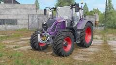 Fendt 500 Variꝍ para Farming Simulator 2017