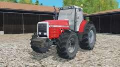 Massey Ferguson 81Ꝝ0 para Farming Simulator 2015