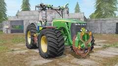 Jꝍhn Deere 8130-8530 para Farming Simulator 2017