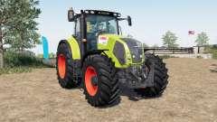 Claas Axioᵰ 810-850 para Farming Simulator 2017