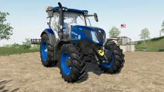 New Holland T6.125〡T6.155〡T6.175 para Farming Simulator 2017