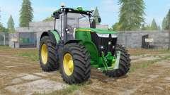 Ɉohn Deere 7270R para Farming Simulator 2017