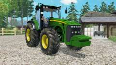 Juan Deerᶒ 8430 para Farming Simulator 2015