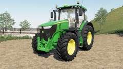 John Deere 7230R-7310Ɍ para Farming Simulator 2017