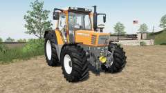 Fendt Favorit 509C-515C Turboshift para Farming Simulator 2017